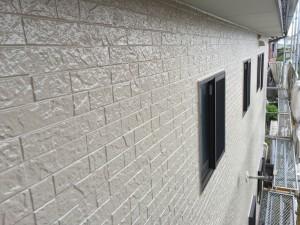 千葉県八千代市大和田新田 U様邸 外壁塗装完成