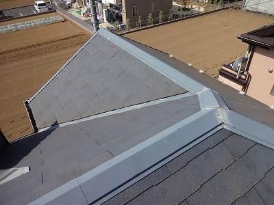 市川市K様邸 屋根塗装