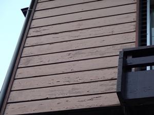 我孫子市E様邸 付帯塗装