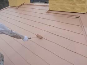 佐倉市O様邸 屋根塗装