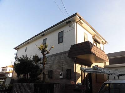 鎌ヶ谷市M様邸 アフター