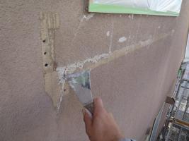 劣化箇所の補修