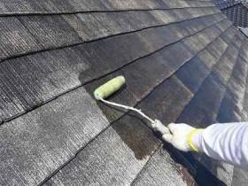 八街市Y様邸 屋根塗装
