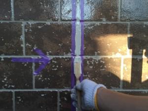 流山市S様邸 1階外壁塗装
