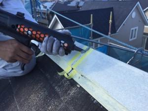 千葉県印西市滝野 O様邸 屋根塗装10