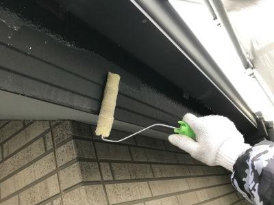 船橋市N様 破風板補修・塗装