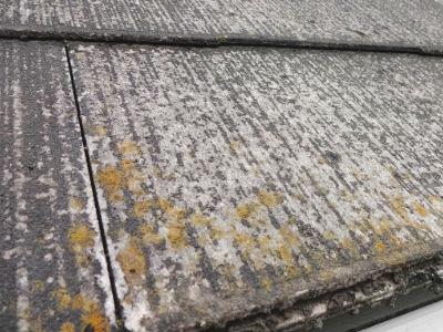 流山市K様 屋根の高圧洗浄
