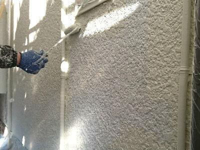 印西市K様 外壁補修・塗装