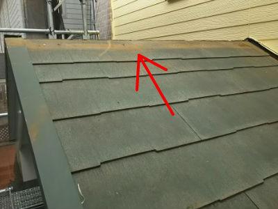 船橋市O様 屋根の下地処理・防水シート敷き
