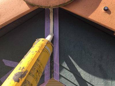 印西市S様 破風板補修・塗装