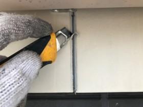 柏市常盤台T様邸 付帯塗装 幕板補修