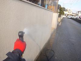 千葉県柏市 K様邸 高圧洗浄