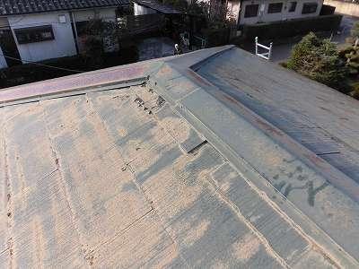 白井市集会場 屋根カバー