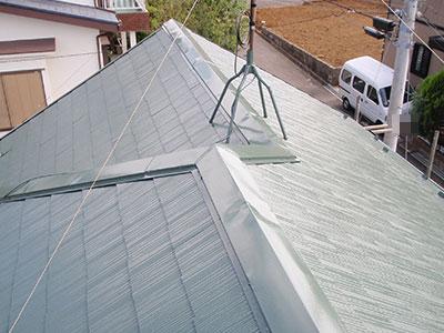流山市M様 屋根塗装