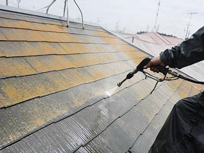 白井市E様 屋根塗装