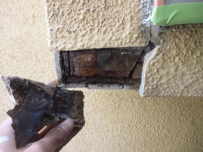 流山市E様 外壁補修・塗装
