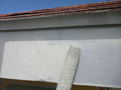 流山市E様 木部塗装