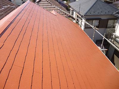 流山市E様 屋根補修・塗装