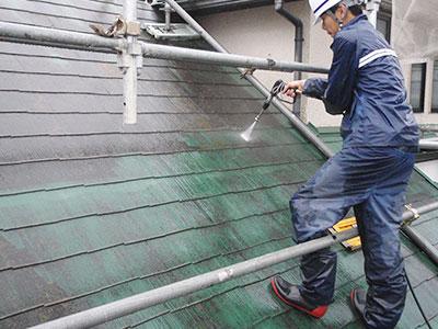 印西市M様 屋根カバー工法