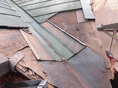 印西市M様 破風板補修