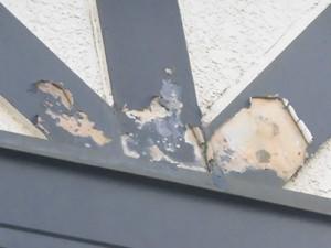 印西市M様 幕板塗装