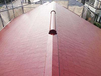 印西市N様 屋根塗装