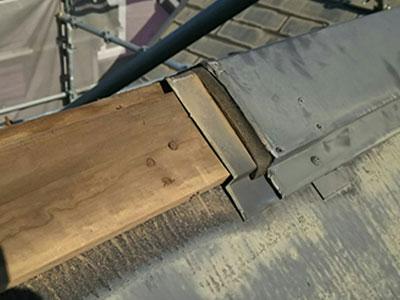 印西市M様 屋根補修・棟板金交換