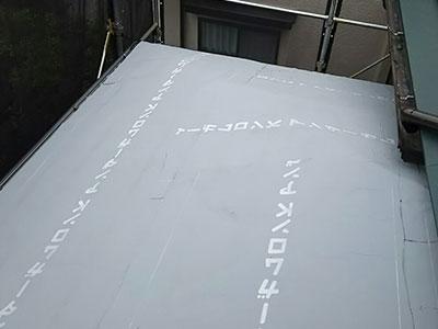 印西市N様 屋根改修工事