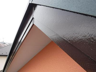 印西市N様 破風板補修・塗装