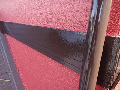 流山市W様 付帯塗装