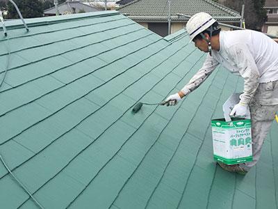 八街市T様 屋根塗装