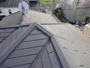 八千代市U様 屋根補修・塗装