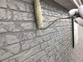 吉川市N様邸 外壁塗装