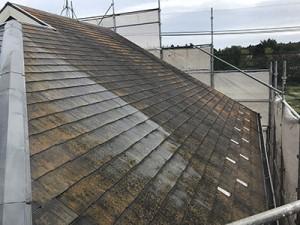 柏市A様 屋根塗装