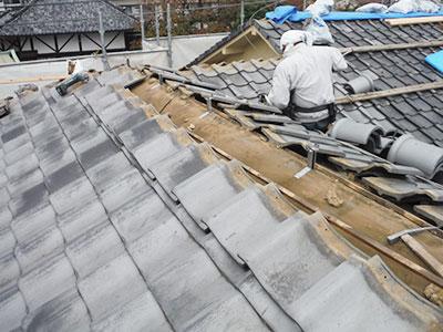 江戸川区N様 2階大屋根