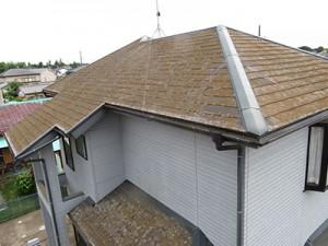 つくば市M様 屋根塗装