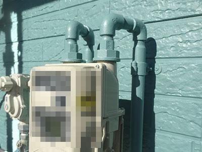 つくば市M様 ガス配管