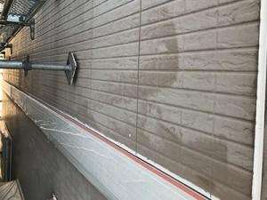 牛久市U様 外壁塗装