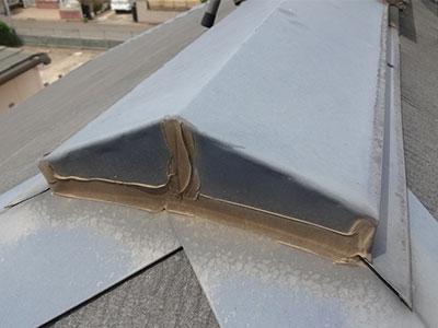 船橋市K様 屋根補修・屋根塗装