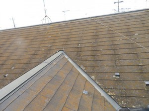 富里市K様 屋根塗装