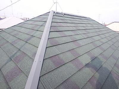 松戸市K様邸 屋根改修工事