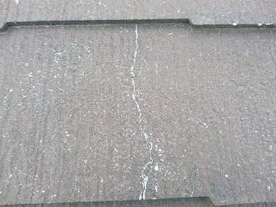 鎌ケ谷市M様邸 屋根補修・塗装