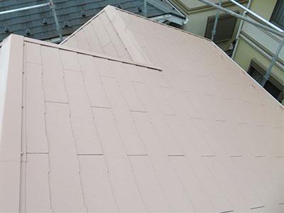 鎌ケ谷市M様邸 屋根塗装