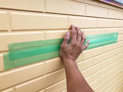 取手市K様邸 外壁塗装