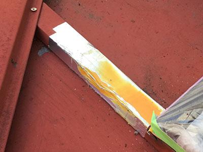 松戸市H様邸 屋根補修・塗装