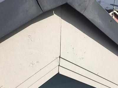 松戸市Y様邸 破風板補修・塗装