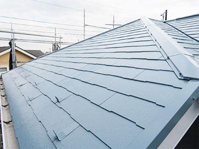 流山市H様 屋根塗装
