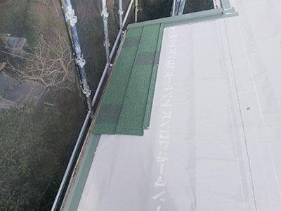 つくば市M様 屋根カバー工法