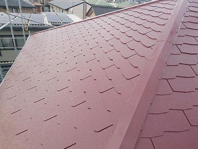 牛久市T様邸 屋根塗装