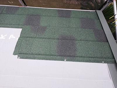 印西市F様 屋根カバー工法